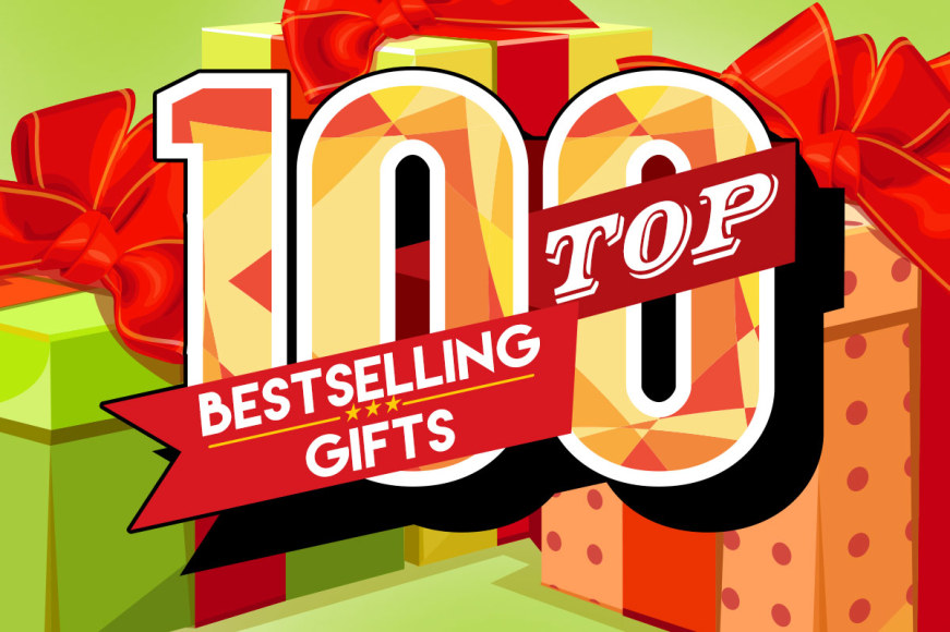 Top 100 Bestselling Gifts