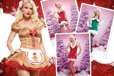 Sexy Christmas Costumes