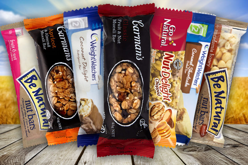 Breakfast & Snack Bars - Huge Range