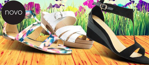 Novo Footwear For Women