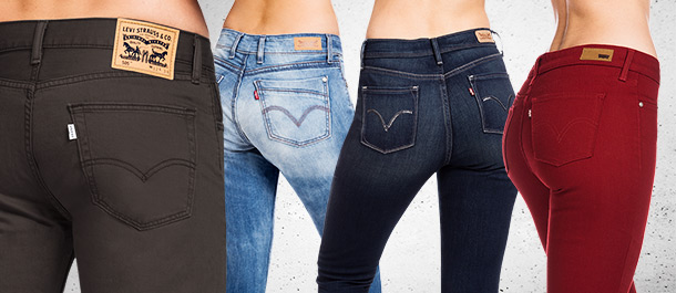 Levi's Men's & Women's Pants