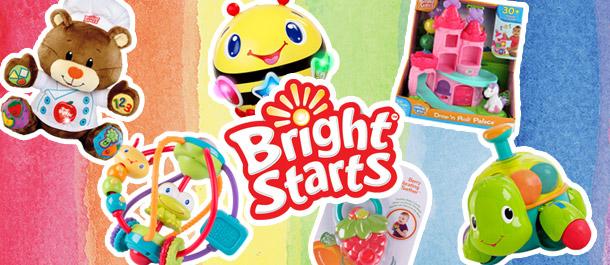Bright Starts Bub Toys