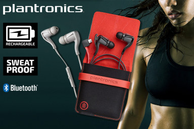 Plantronics BackBeat Go2 Earphones