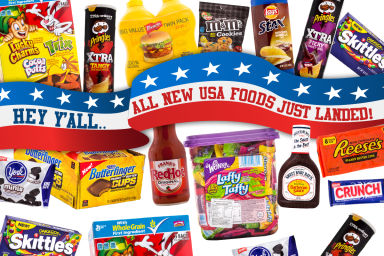 USA Foods - Just Landed Y'all