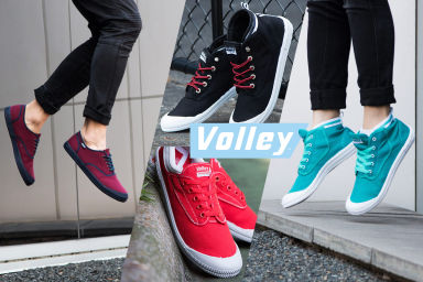 Volley Men's & Women's Footwear