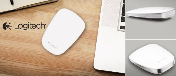 Logitech Ultrathin Touch Mouse For Mac