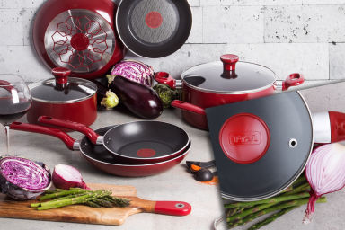 T-fal By Tefal Cookware