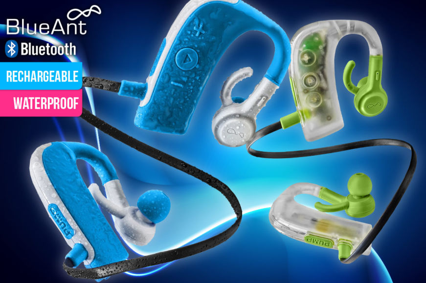 BlueAnt Pump HD Sportsbuds Headphones