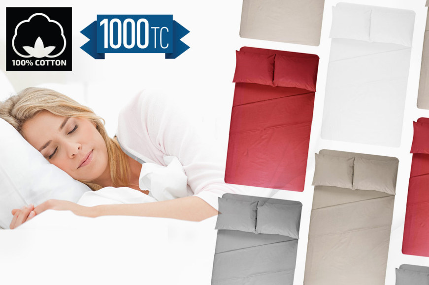 Arabella 1000TC Sheet Sets