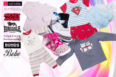 Massive Baby Footwear & Apparel Event