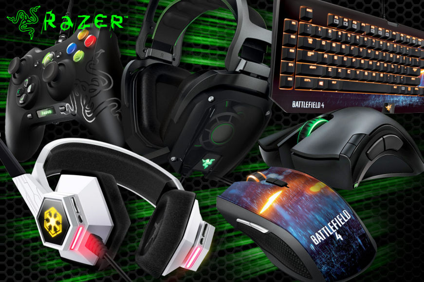 Razer Gaming Accessories