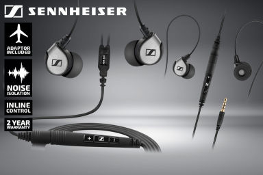 Sennheiser MM80i Travel Headset