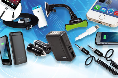 Cables, Powercases & Powerbanks