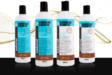 Moroccan Argan Oil Haircare Bulk Deal