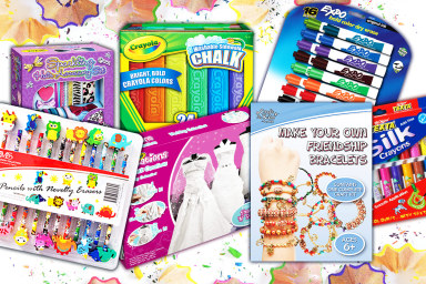 Crafts & Stationery Super Sale