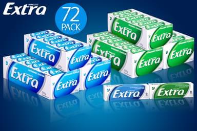 71% Off Wrigley's Extra Gum Bulk Pack