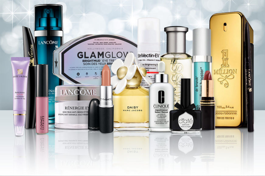 Luxury Cosmetics, Skincare & Fragrances