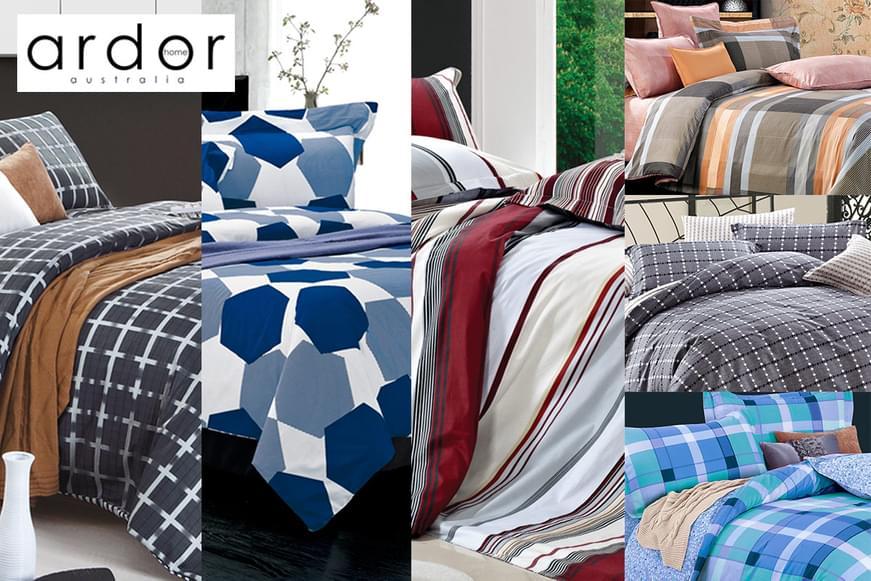 Ardor Quilt Cover Sets