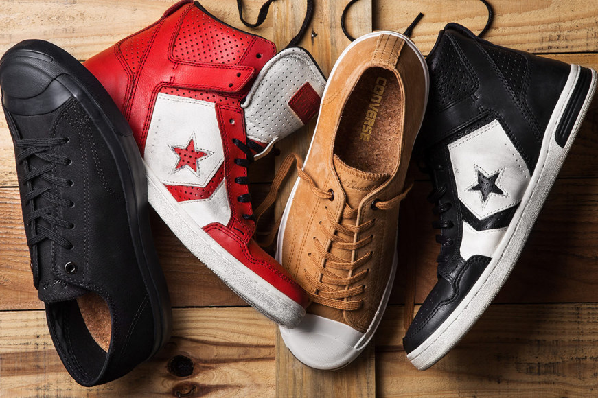 Converse By John Varvatos & Jack Purcell