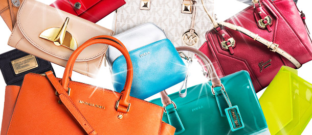 MEGA Ladies' Handbags & Accessories Sale