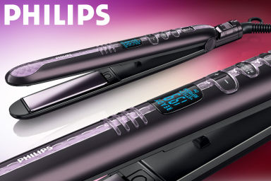 Philips ProCare Hair Straightener