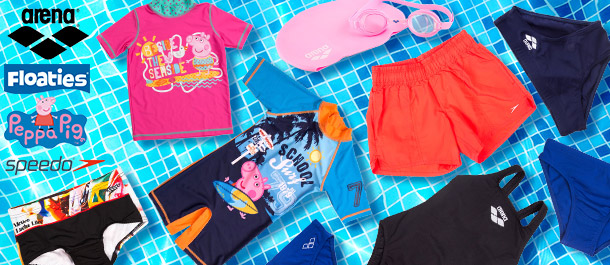 Kids' Swimwear & Accessories