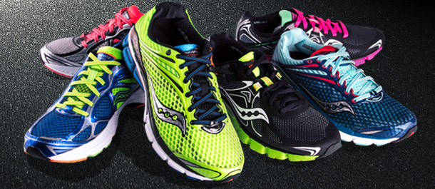 Saucony Running Footwear Up To $70 Off