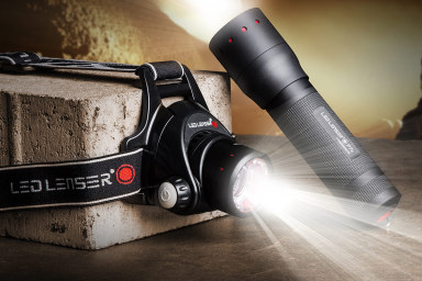 New LED Lenser Range