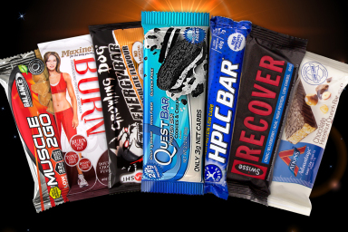 Protein Bars - Heavily Discounted