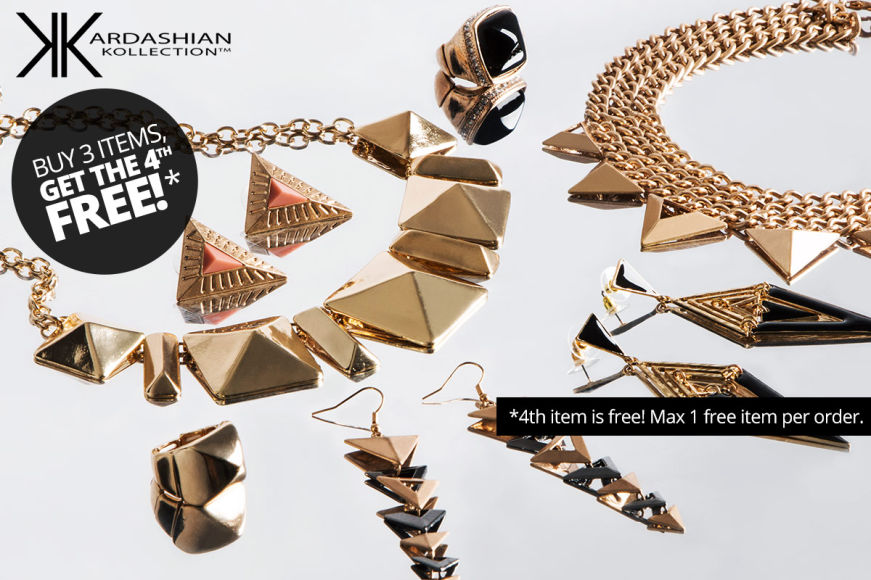 Kardashian Kollection Jewellery All Under $5