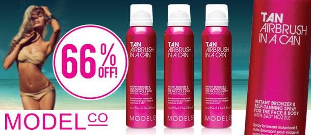66% Off ModelCo. Bulk Tanning Pack