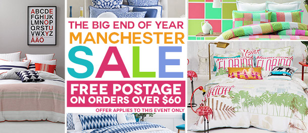 The BIG End Of Year Manchester Sale
