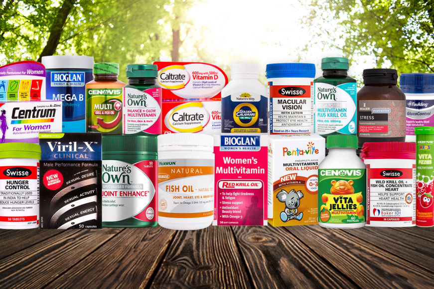 Huge Vitamin Sale
