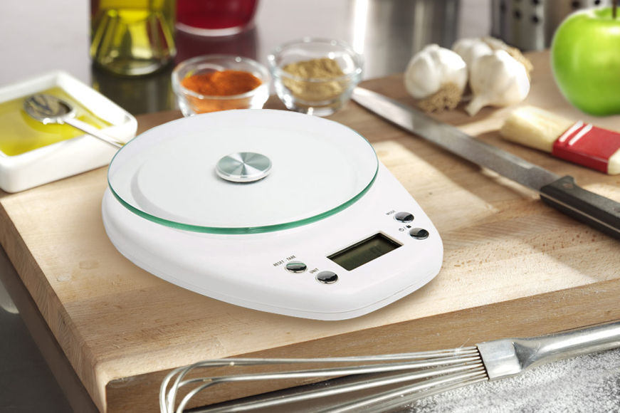 Electronic Talking Kitchen Scale