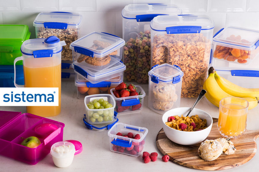 Sistema Sale - Food Storage Containers
