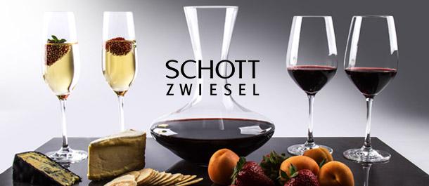 Schott Zwiesel Tritan Crystal Glassware
