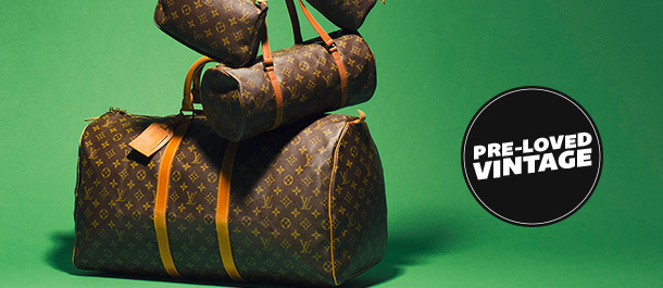 Louis Vuitton Vintage Handbags