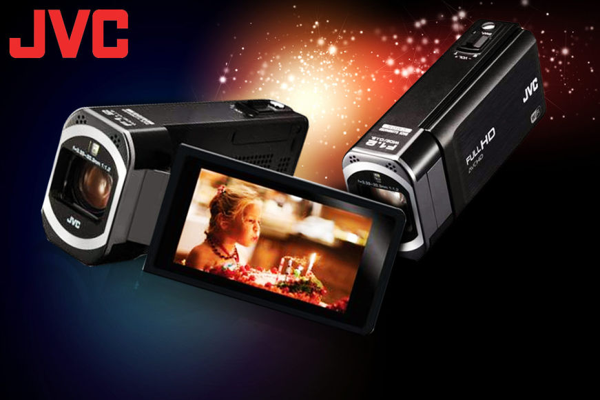 JVC Everio Full HD Camcorder