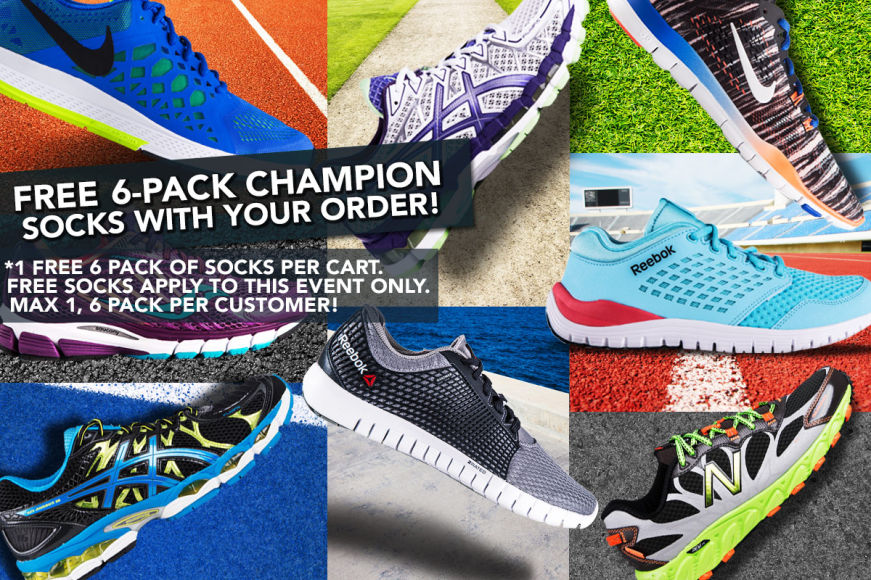 Our Biggest Sports Footwear Deals Of 2014