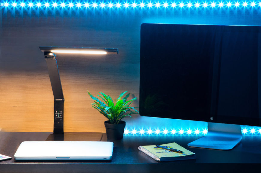 LED Strip Lighting & Reading Lamps