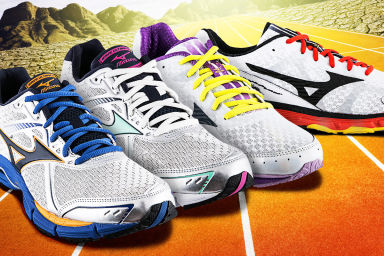 Mizuno Running Footwear Under $80