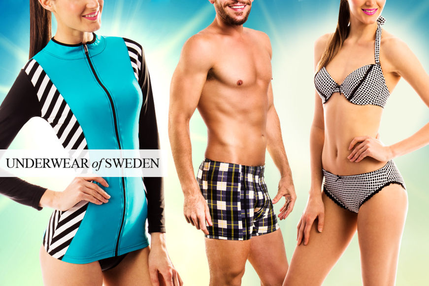 Underwear Of Sweden For Women & Men