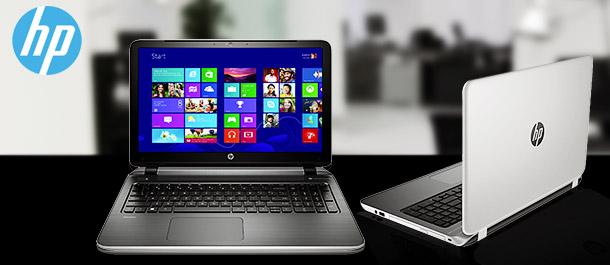 "HP 15.6"" Intel 750GB Notebook"