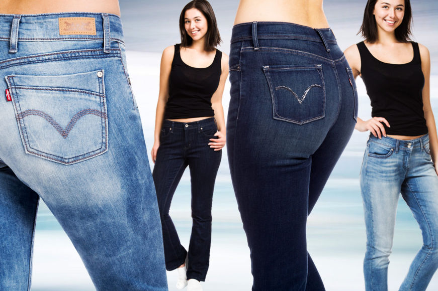 Levi's Women's Denim