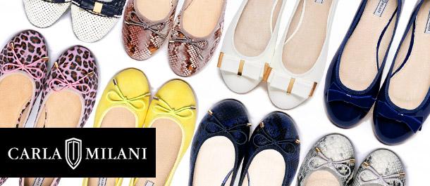 Carla Milani Footwear
