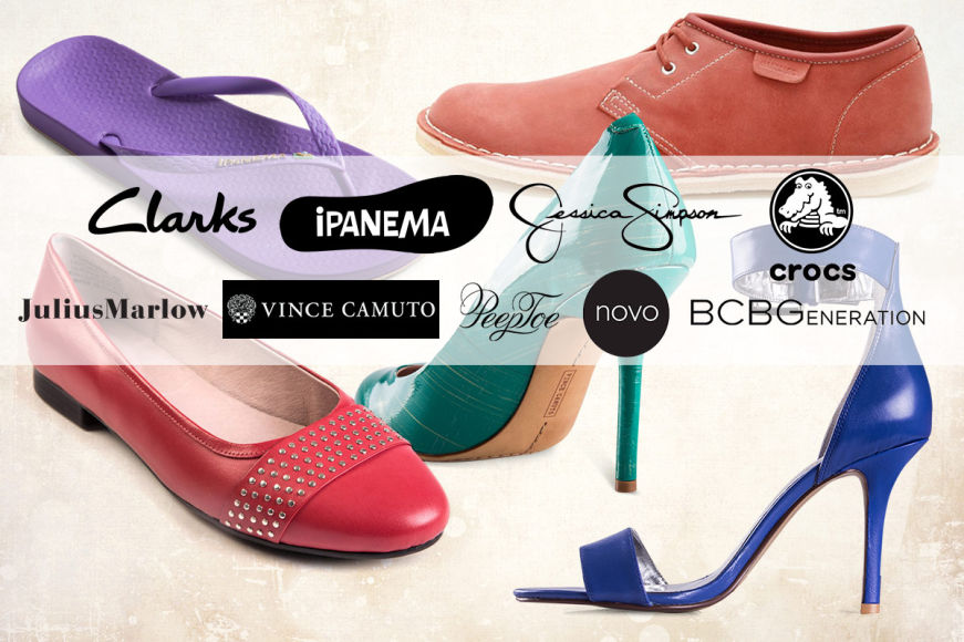 Crocs, iPANEMA, Clarks, Novo & MORE