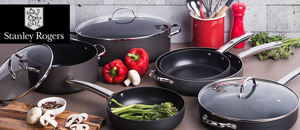 Stanley Rogers Techtonic Cookware