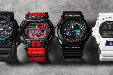 New Casio G-Shock Watches