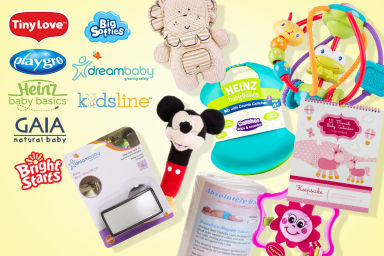 Brilliant Baby Buys For Under $10