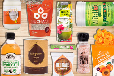 Superfoods, Organic & Gluten Free Range
